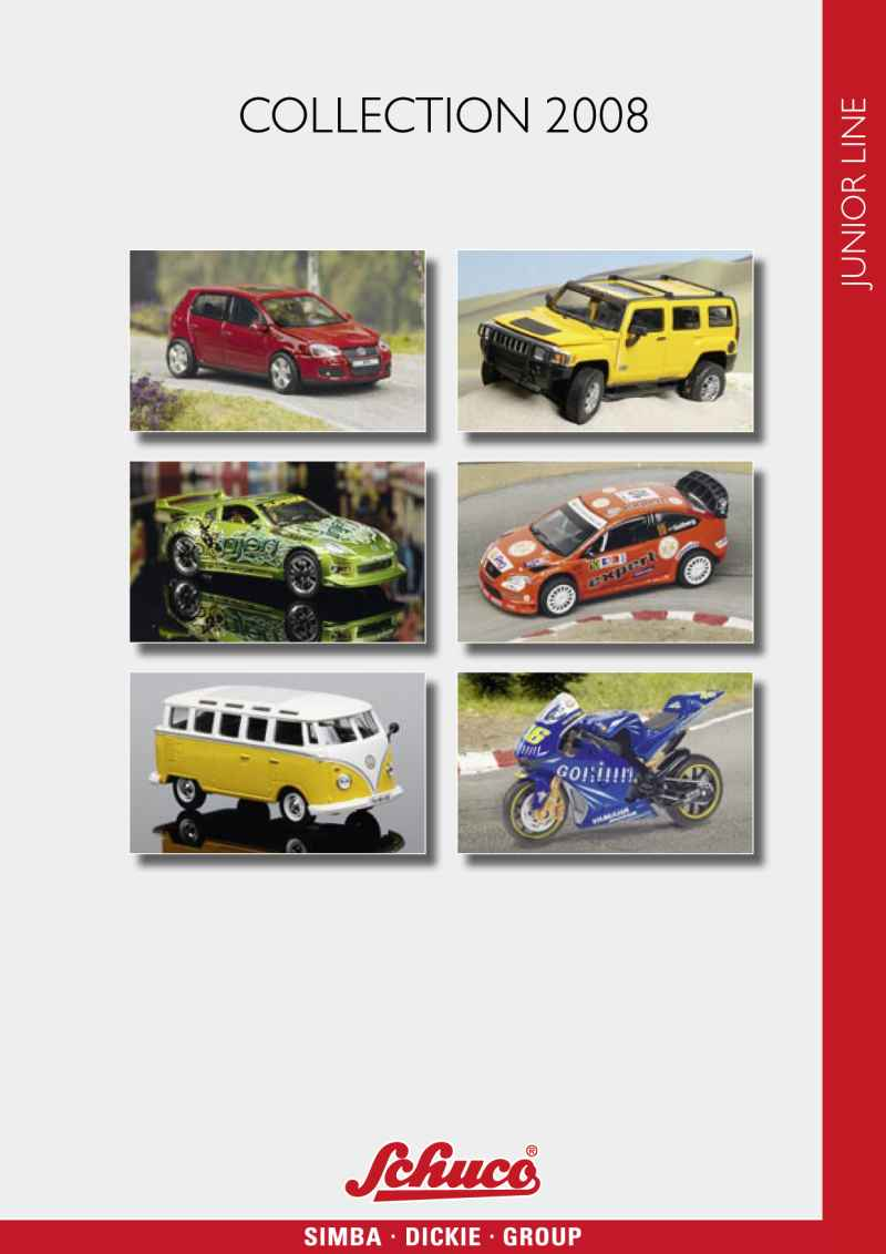 412 Catalogue Schuco 2008