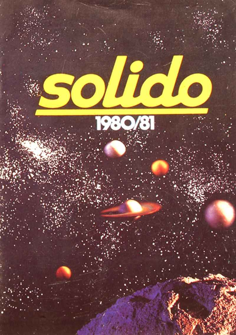 440 Catalogue Solido 1980/81