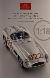 489 Catalogue 300 SLR Mercedes