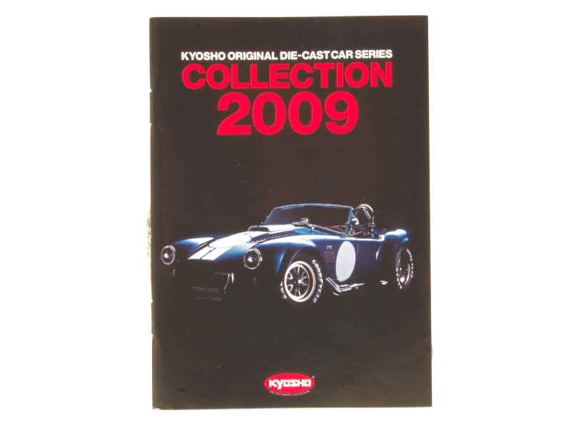 510 Catalogue Kyosho 2009