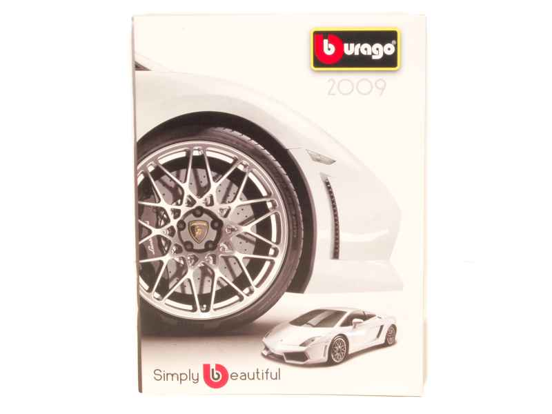 511 Catalogue Burago 2009