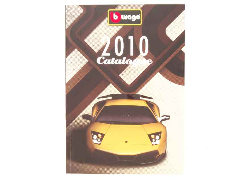 512 Catalogue Burago 2010
