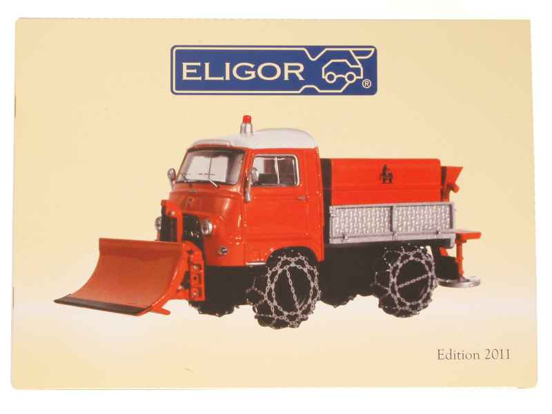 535 Catalogue Eligor 2011
