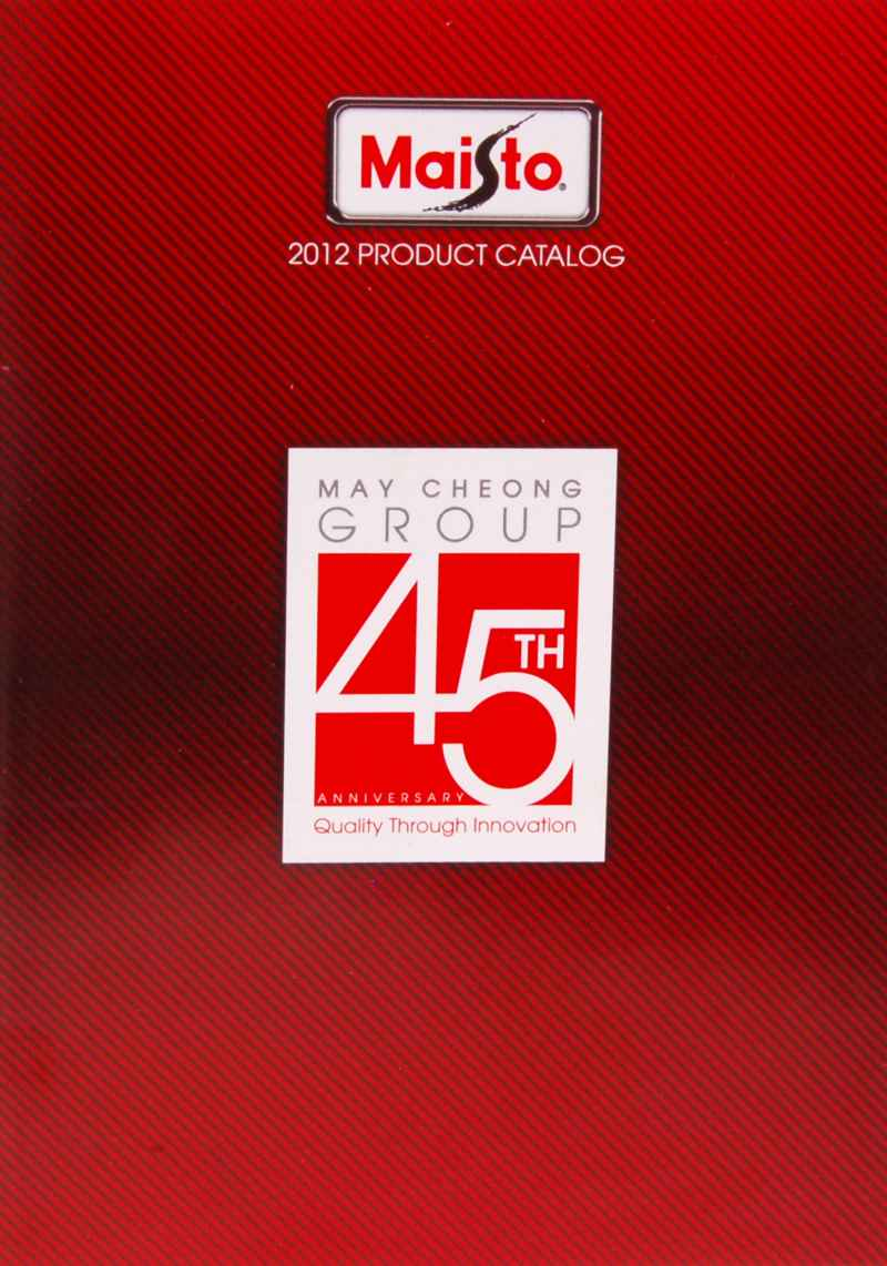 631 Catalogue Maisto 2012