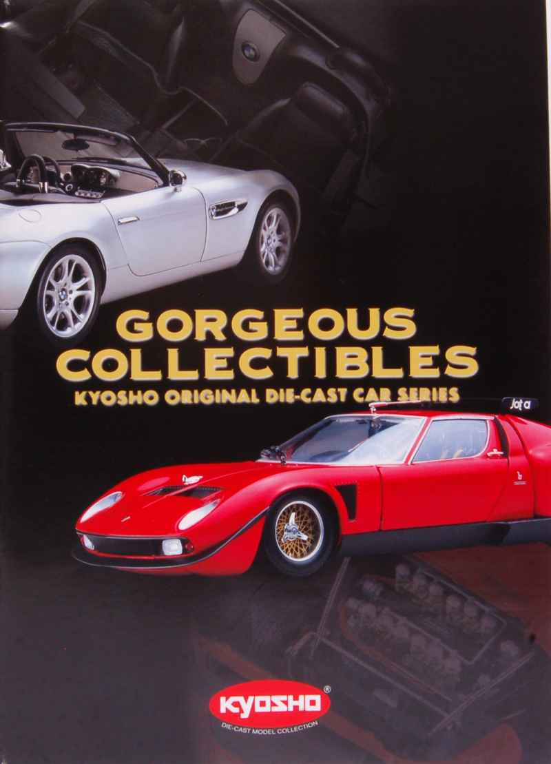 656 Catalogue Kyosho 2002