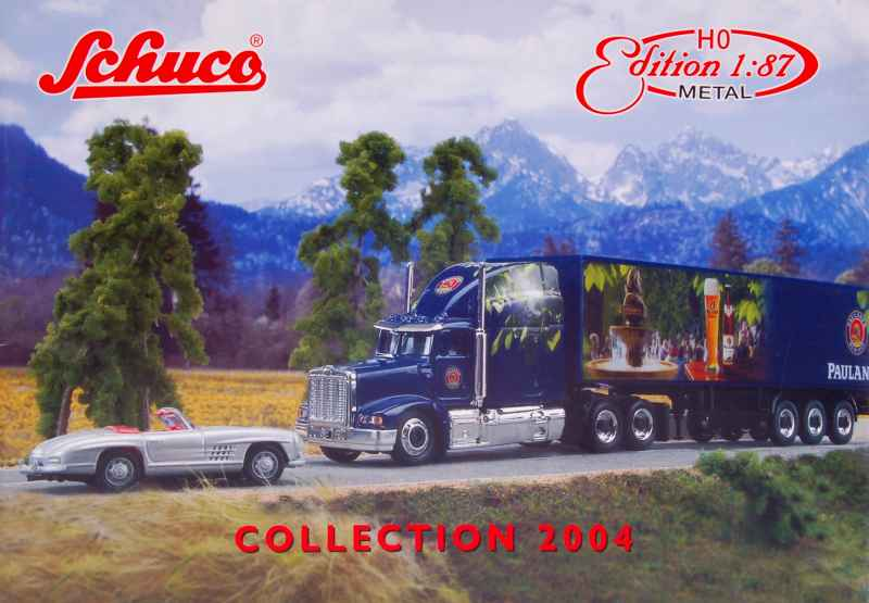 701 Divers Collection Schuco 1/87e 2004