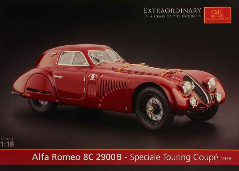 785 Catalogue Alfa Romeo 8C 2900B