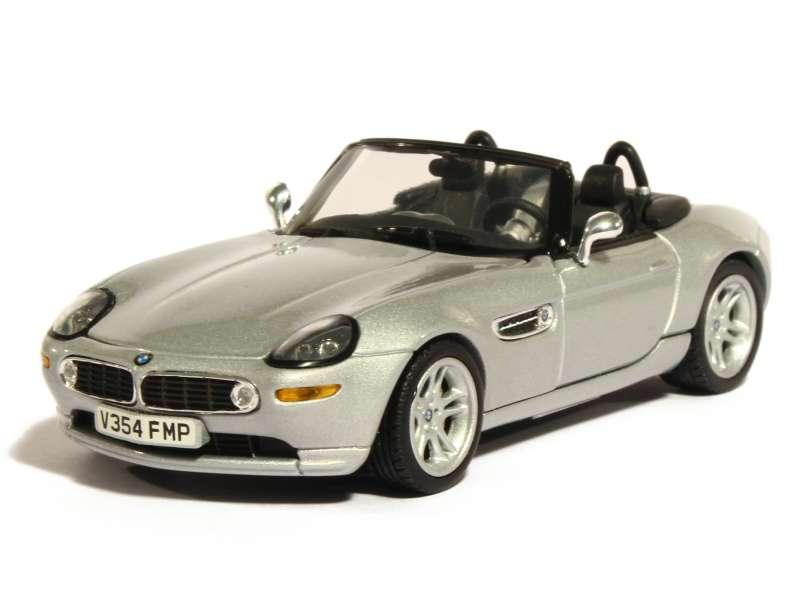 Bmw Z8 E52 James Bond 007 Minichamps 1 43 Autos