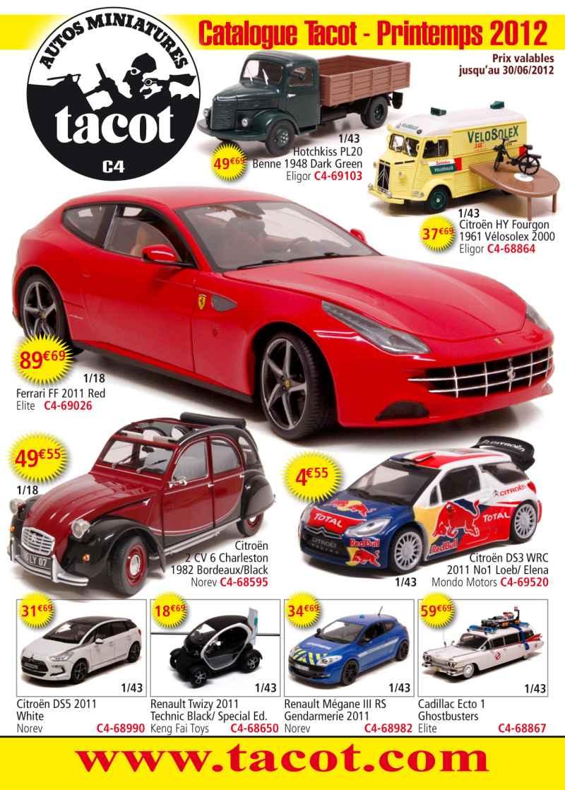 catalogue tacot printemps 2012 tacot autos. Black Bedroom Furniture Sets. Home Design Ideas