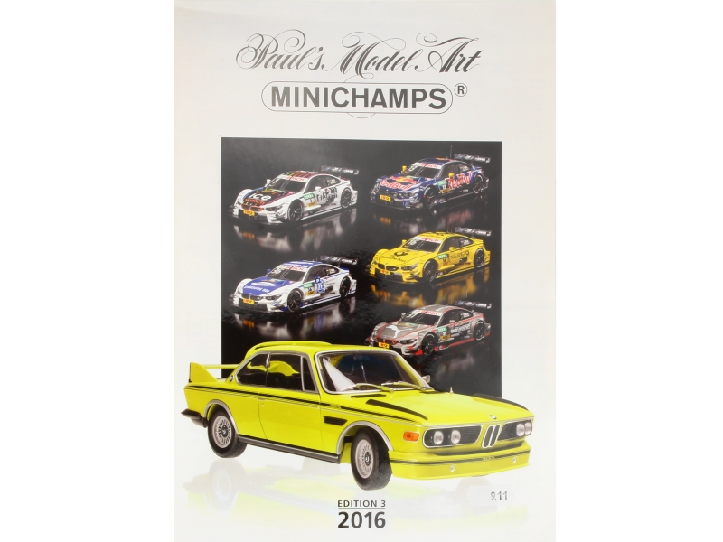 Catalogue minichamps 2016 minichamps autos - Catalogue 3 suisses 2016 ...