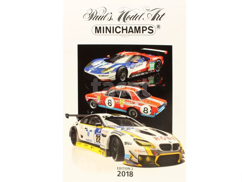 942 Catalogue Minichamps Edition 2 2018