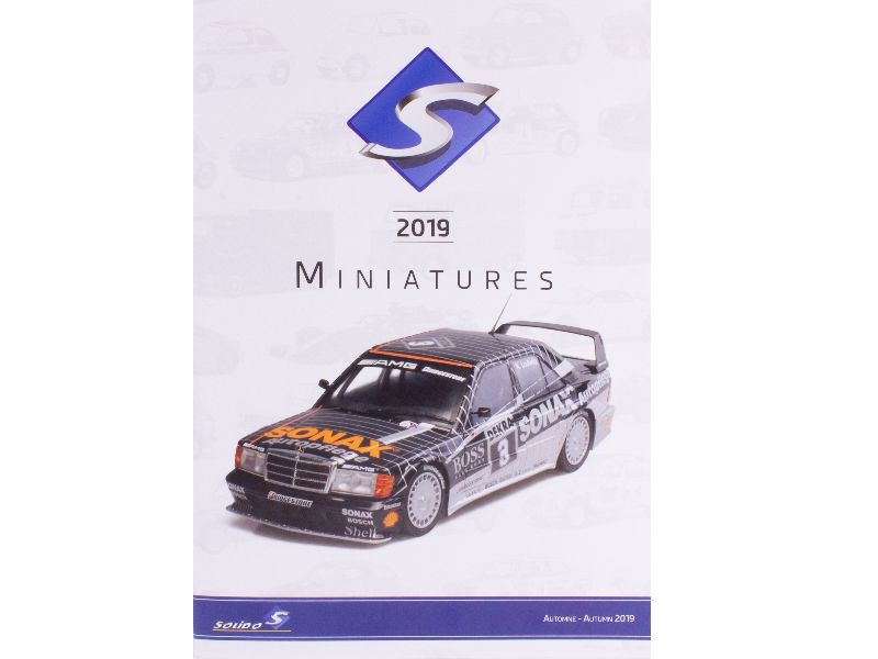 947 Catalogue Solido Automne 2019