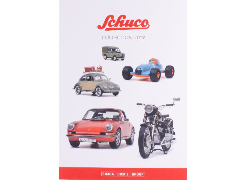 948 Catalogue Schuco Collection 2018