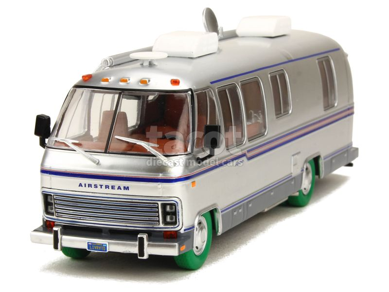 6316 Airstream 280 Excella Turbo 1981 GREEN MACHINE