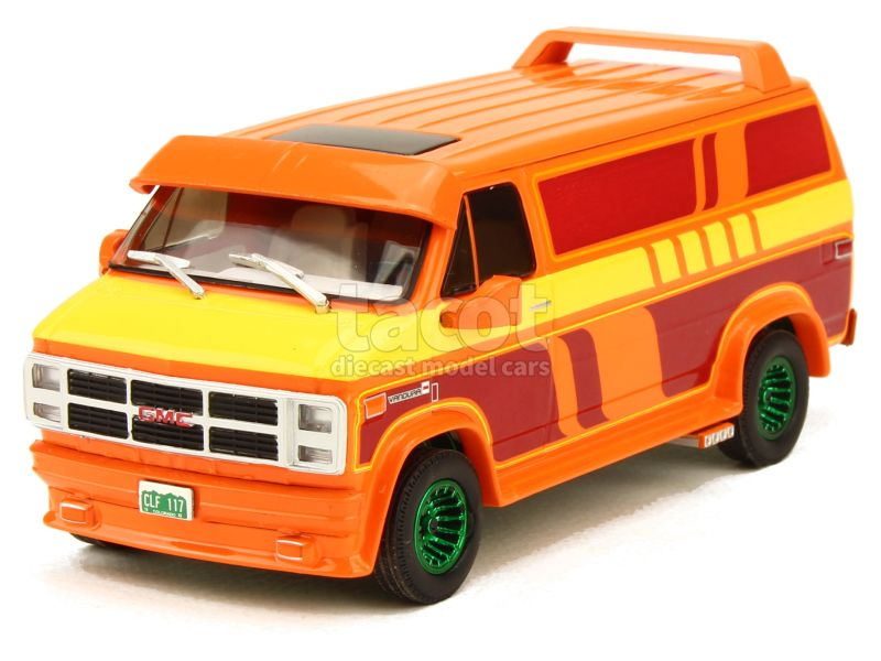 6842 GMC Vandura Van 1983 GREEN MACHINE