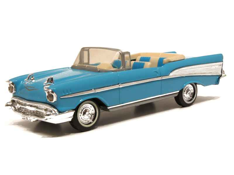 7600 Chevrolet Bel Air Cabriolet 1957