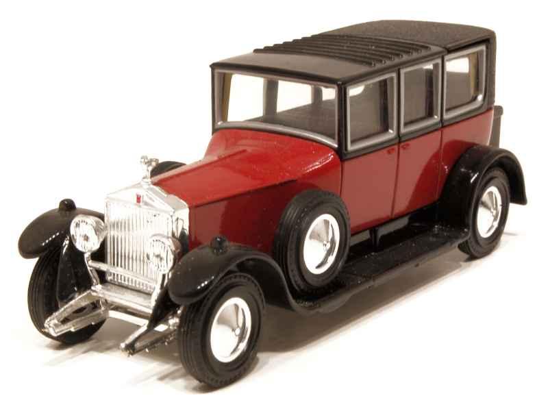 rolls royce phantom i 1926 matchbox 1 43 autos. Black Bedroom Furniture Sets. Home Design Ideas