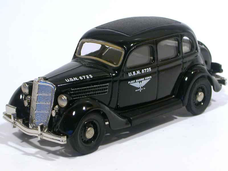 8485 Ford Type 48 US Navy 1935