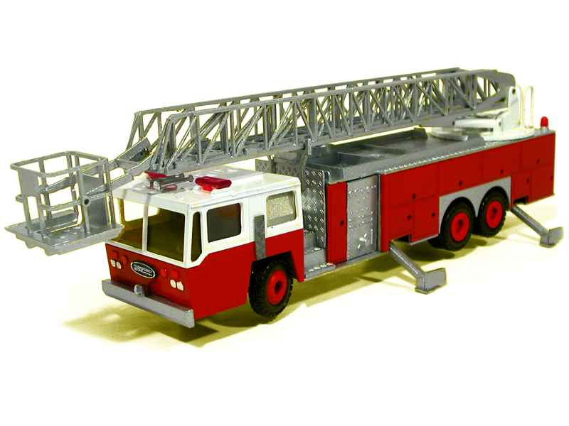 10683 E-One Hush Pumper Pompiers