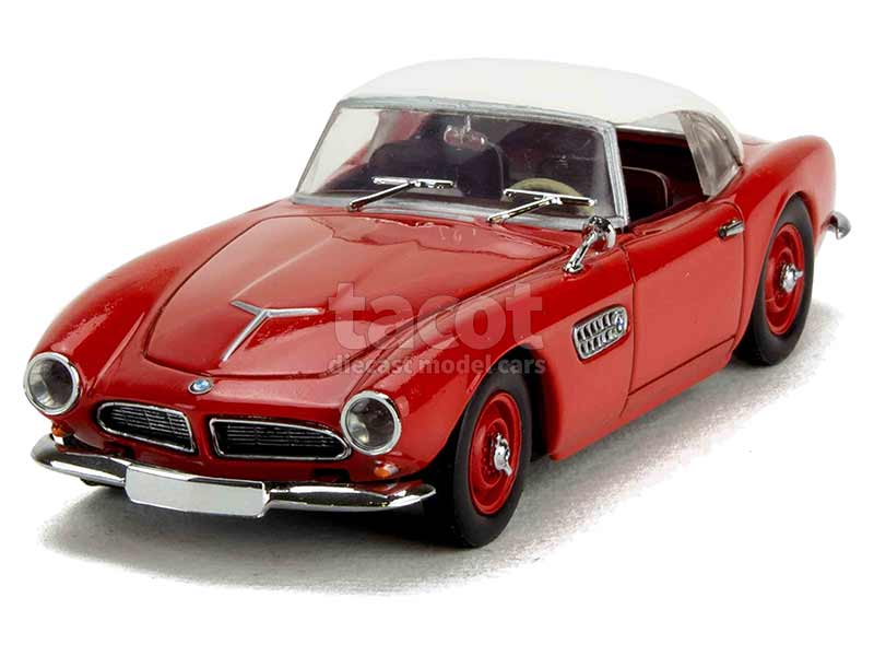 bmw 507 cabriolet 1959 minichamps 1 43 autos miniatures tacot. Black Bedroom Furniture Sets. Home Design Ideas