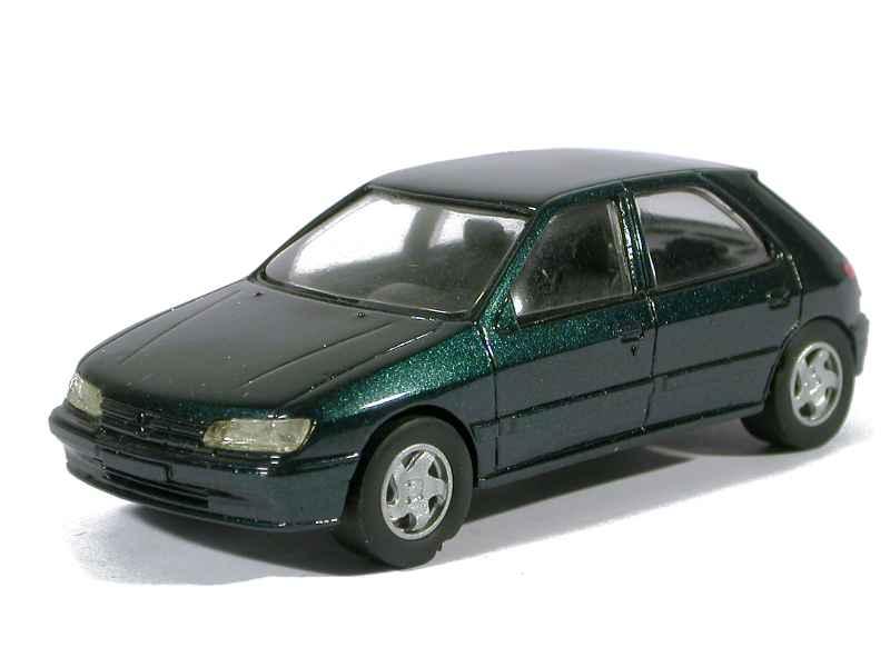 peugeot 306 berline 5 doors xt prestige 1 43 autos miniatures tacot. Black Bedroom Furniture Sets. Home Design Ideas