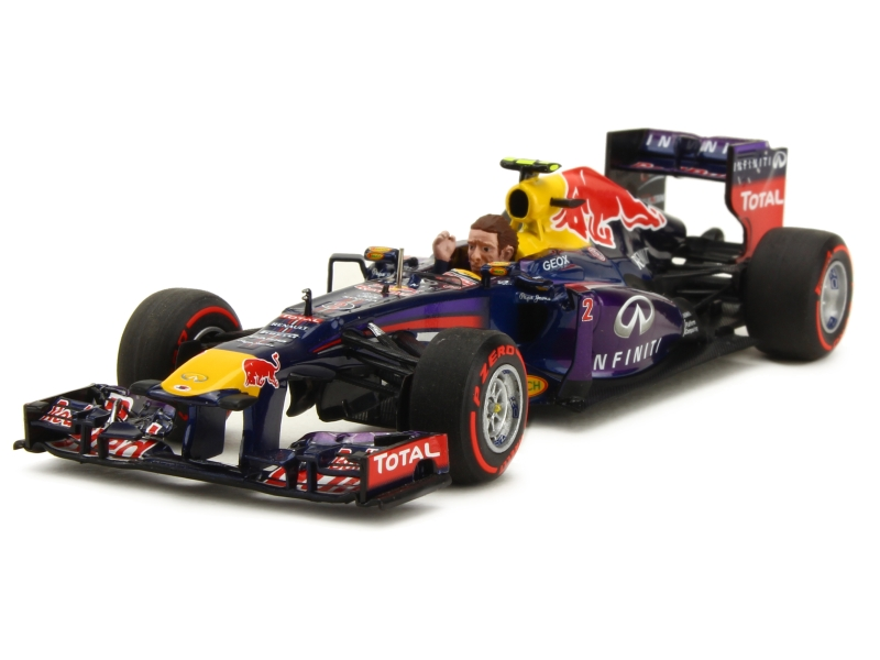 13359 Red Bull RB9 Renault Brazil GP 2013