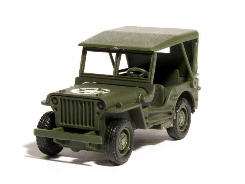 13785 Willys Jeep