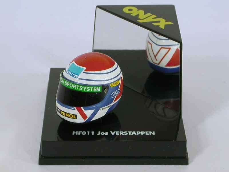 16177 Divers CASQUE VERSTAPPEN