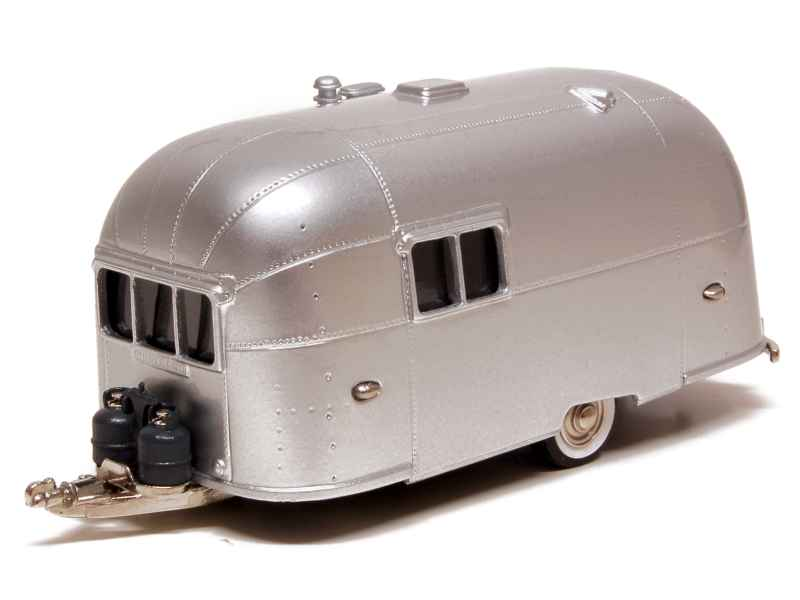 airstream streamlined baby caravane 1953 brooklin 1 43 autos miniatures tacot. Black Bedroom Furniture Sets. Home Design Ideas
