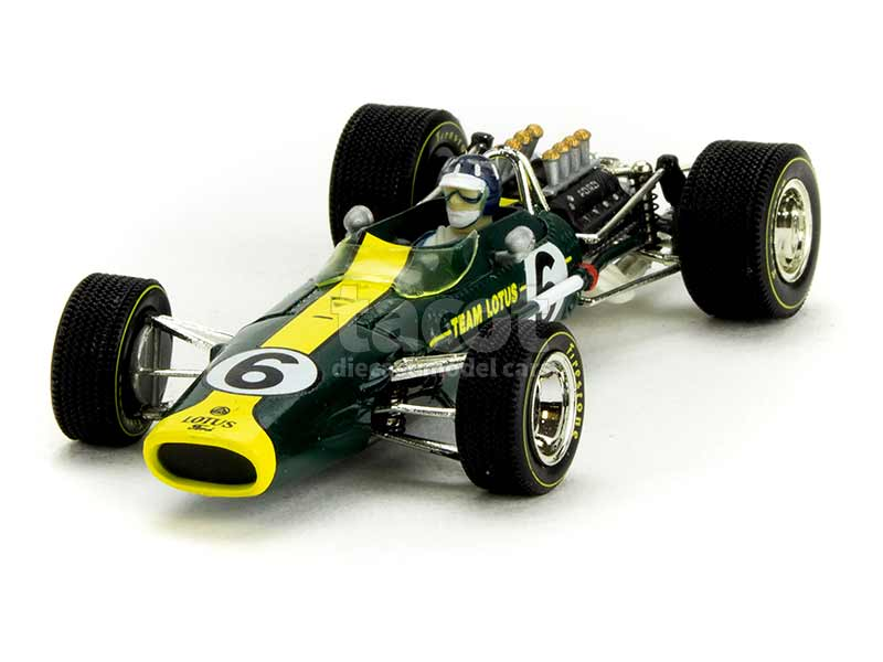 17752 Lotus 49 Ford Dutch GP 1967
