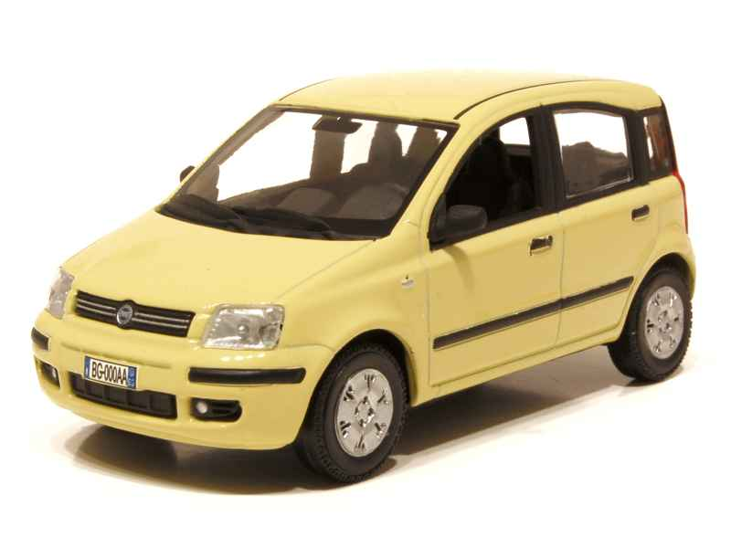 fiat panda 2004 x press al 1 43 autos miniatures tacot. Black Bedroom Furniture Sets. Home Design Ideas