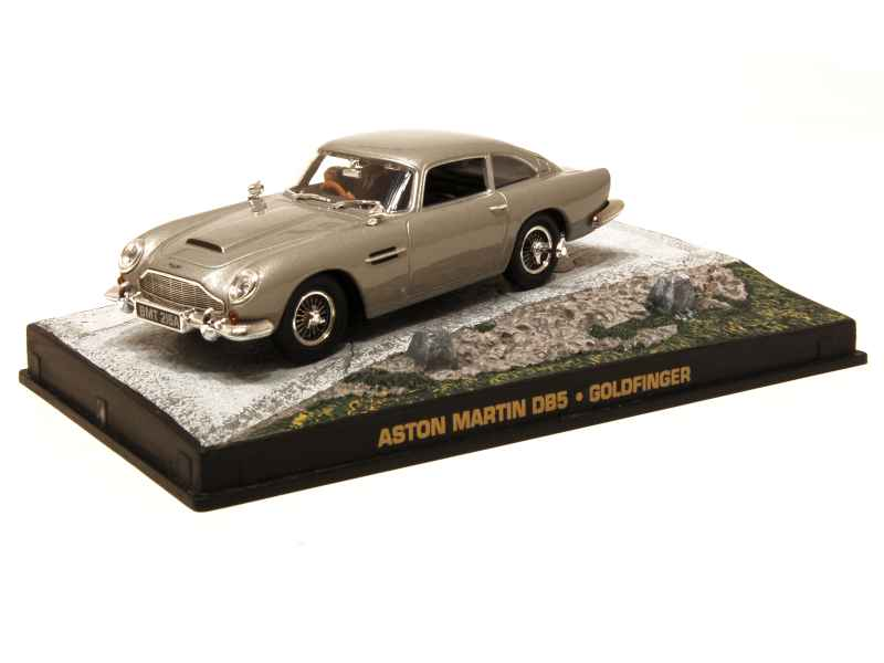 19677 Aston Martin DB5 James Bond 007