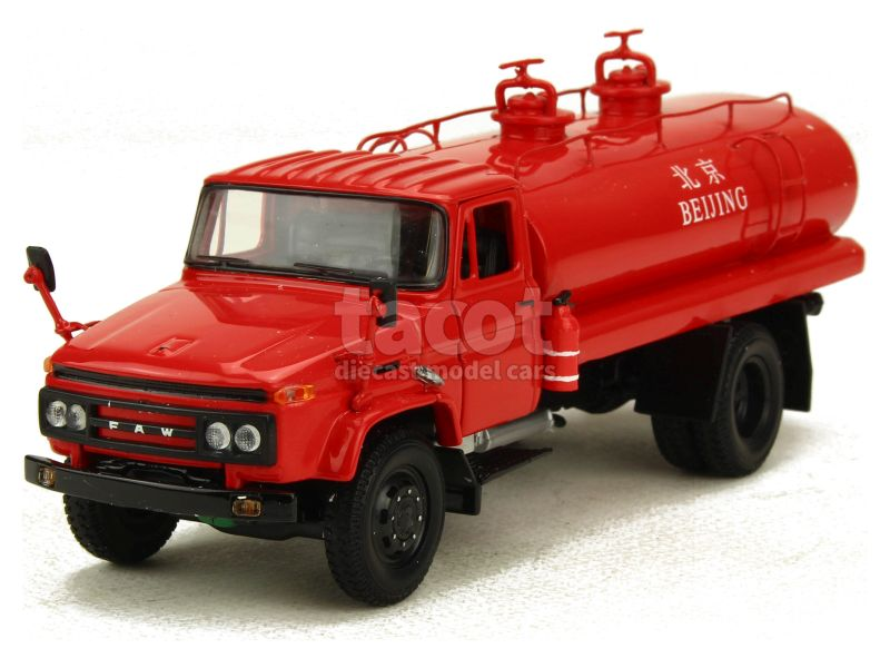 20571 Divers Jiefang Camion Chinois Pompiers