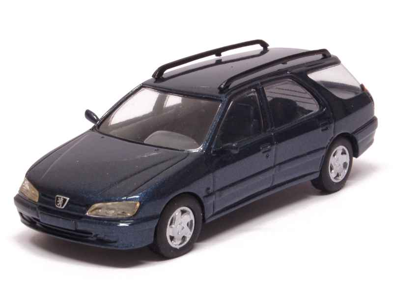 peugeot 306 break 1997 prestige 1 43 autos miniatures tacot. Black Bedroom Furniture Sets. Home Design Ideas