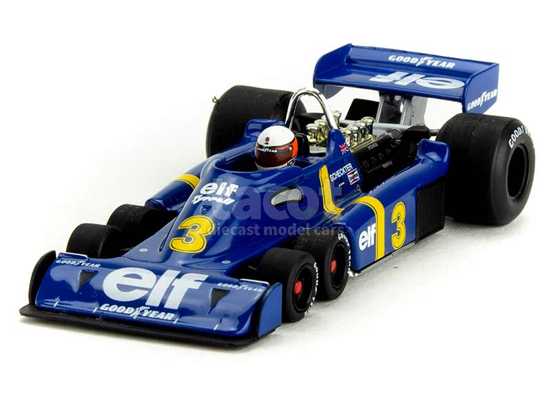 22750 Tyrrell P34/6 Ford 1976