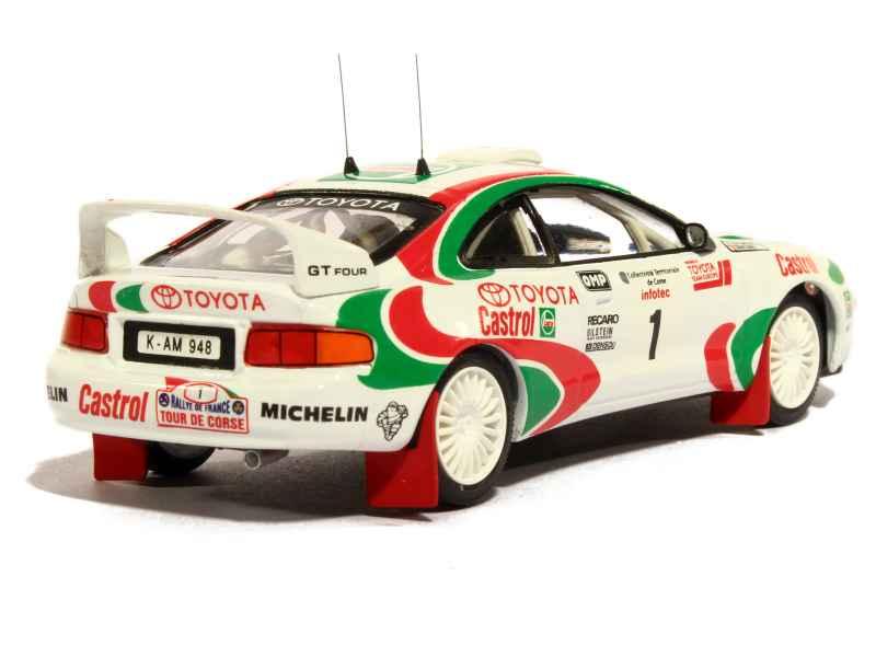 Toyota - Celica Gt4 Tour De Corse 1995 - Trofeu  43