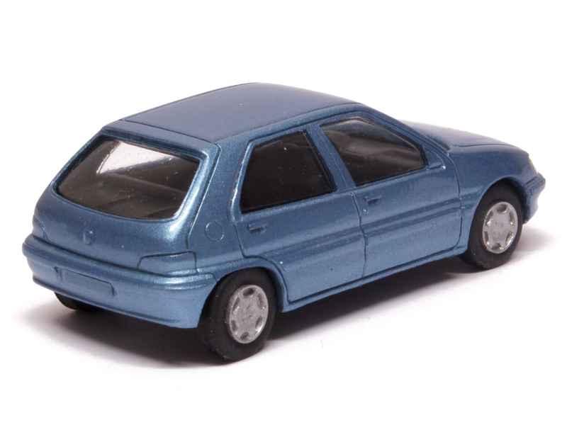 Peugeot 106 5 doors 1996 prestige 1 43 autos for 106 door