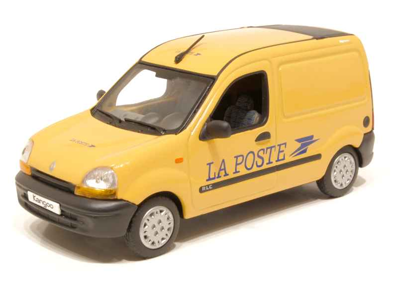 renault kangoo 1 2 rlc poste norev 1 43 autos miniatures tacot. Black Bedroom Furniture Sets. Home Design Ideas