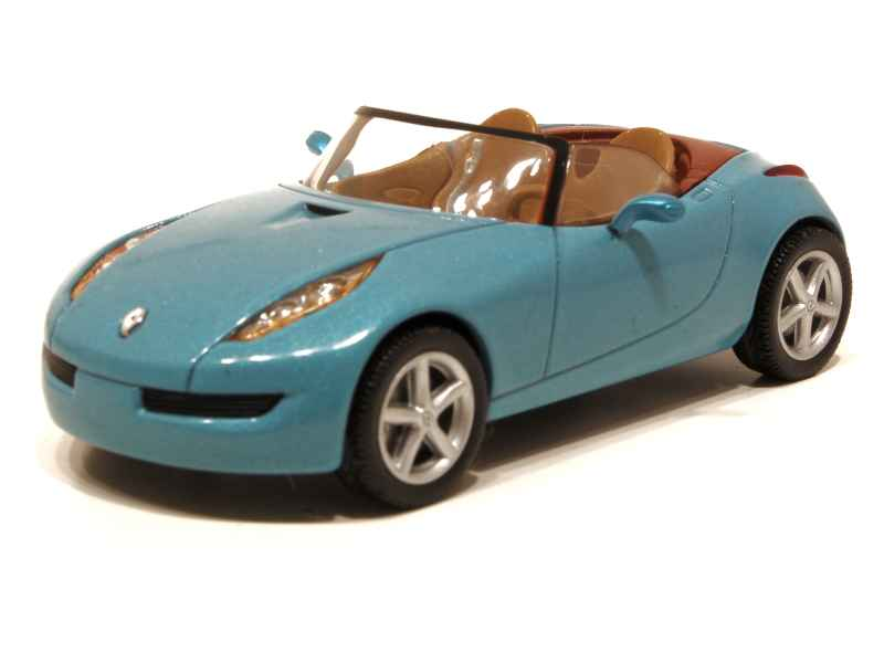 Renault Wind Concept Car 2004 Modle Presse 6 143 Autos