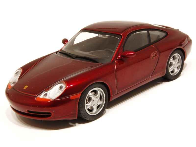 Porsche 911 996 Carrera 1997 Schuco 1 43 Autos