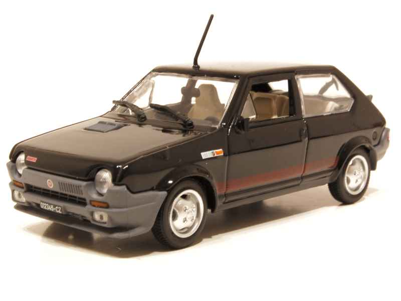 fiat ritmo 125 tc abarth 1981 x press h 1 43 autos miniatures tacot. Black Bedroom Furniture Sets. Home Design Ideas