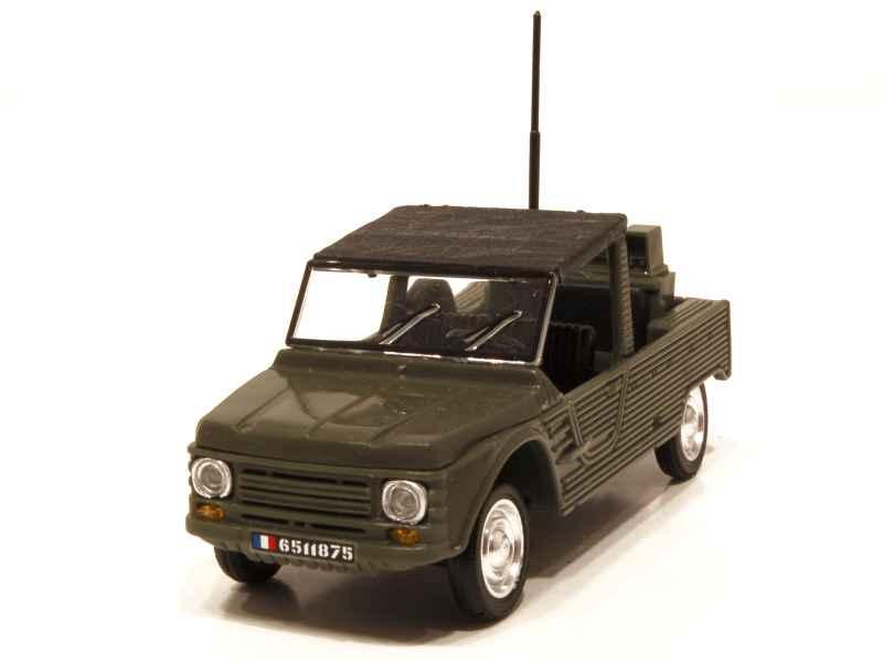 citro n m hari militaire solido 1 43 autos miniatures tacot. Black Bedroom Furniture Sets. Home Design Ideas