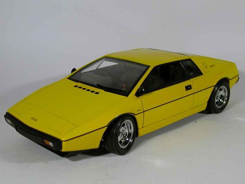 lotus esprit 1979 autoart 1 18 autos miniatures tacot. Black Bedroom Furniture Sets. Home Design Ideas