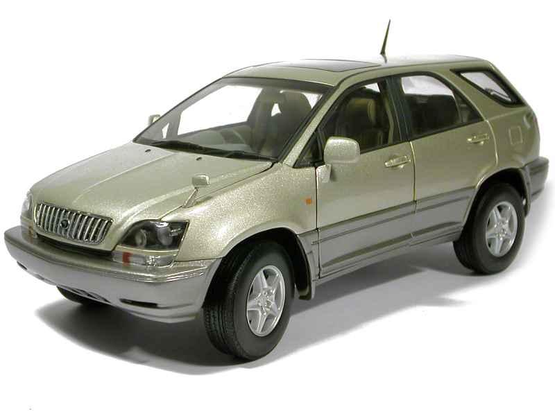 AUTOart - Toyota Harrier -