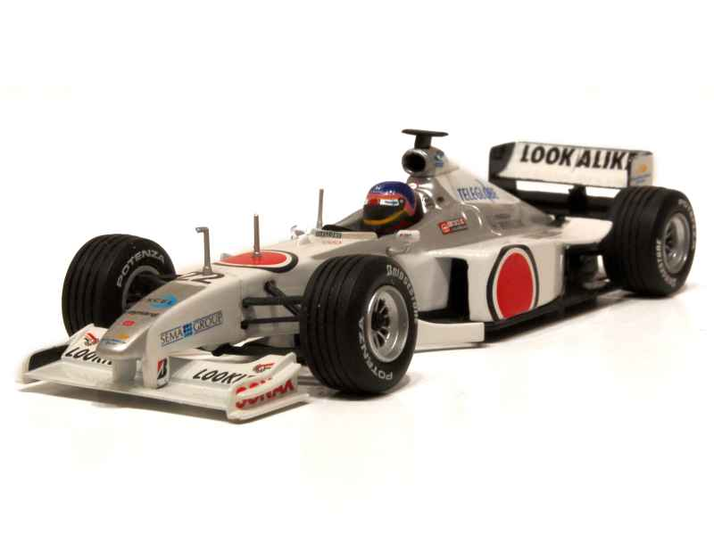 30059 BAR 02 Honda Showcar 2000