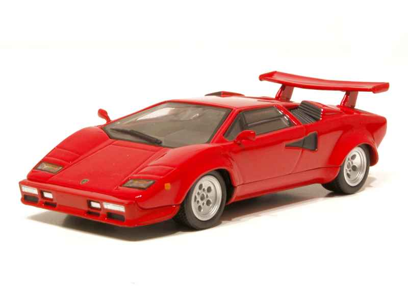 lamborghini countach mod le presse d 1 43 autos. Black Bedroom Furniture Sets. Home Design Ideas