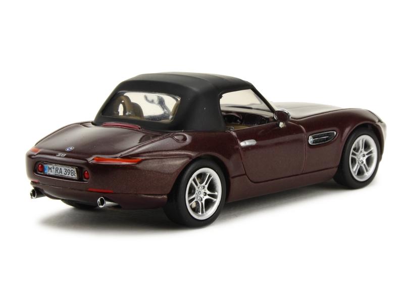 bmw z8 cabriolet e52 2000 jadi 1 43 autos miniatures tacot. Black Bedroom Furniture Sets. Home Design Ideas