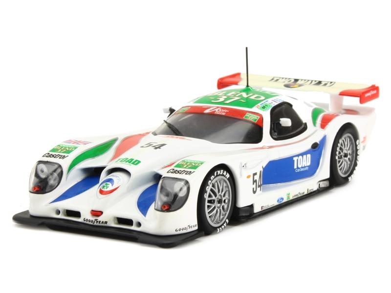 Action - Panoz GTR1 Le Mans 1997 - 1 43