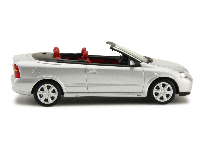 opel astra g cabriolet 2000 minichamps 1 43 autos miniatures tacot. Black Bedroom Furniture Sets. Home Design Ideas