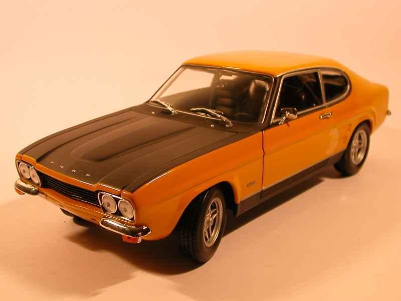 ford capri rs 2600 1970 minichamps 1 18 autos. Black Bedroom Furniture Sets. Home Design Ideas